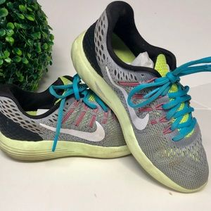 "Nike ""Lunarlon""  trail running comfort smooth cool"